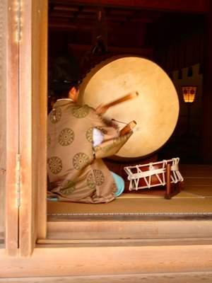 Izumo drummer